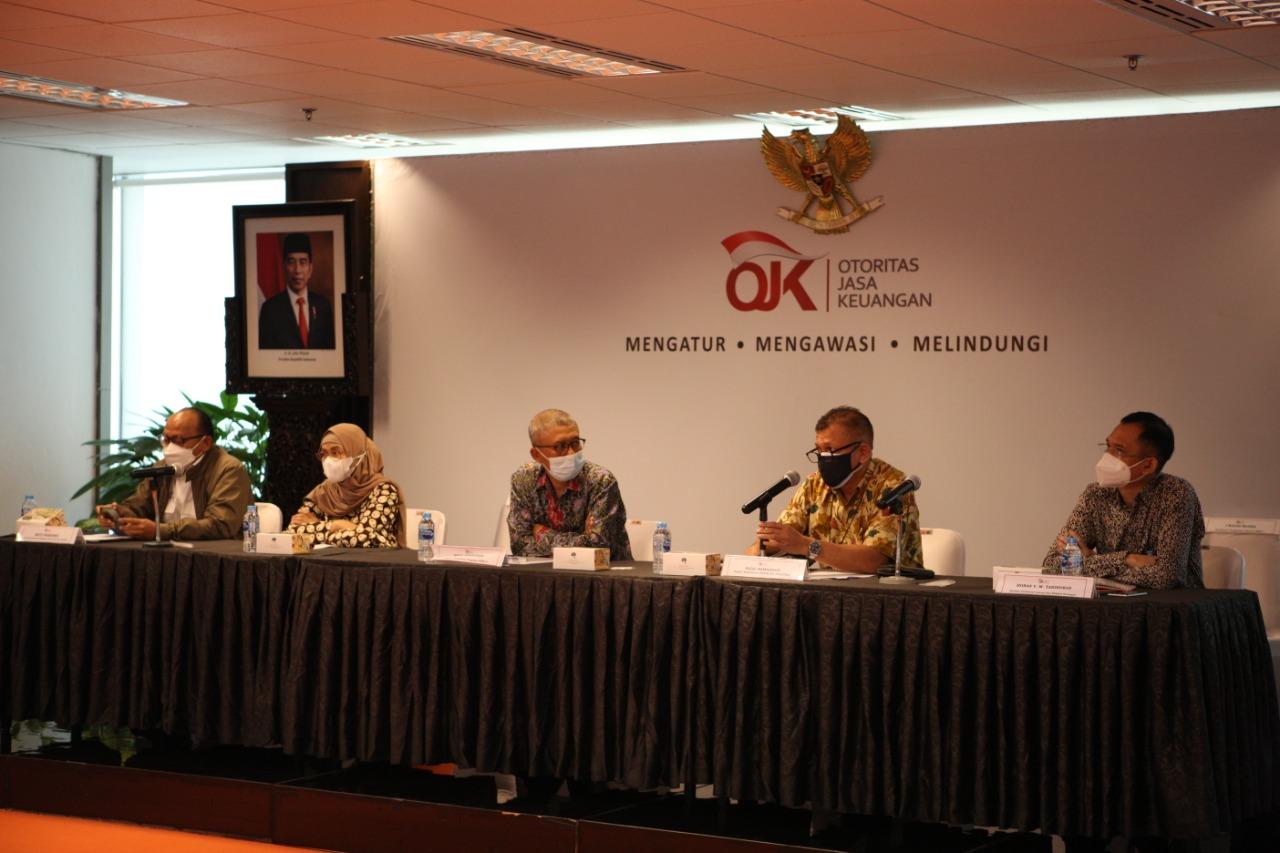 Info Humas Ojk Fasilitasi Pertemuan Manajemen Ajbb Dan Perwakilan Beberapa Perkumpulan Pemegang Polis