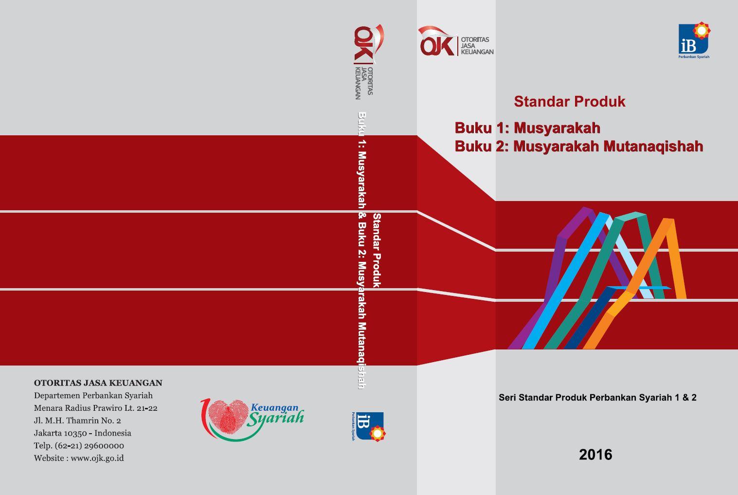 Ojk launches book on musyarakah and musyarakah mutanaqishah product ojk launches book on musyarakah and musyarakah mutanaqishah product standards ccuart Image collections